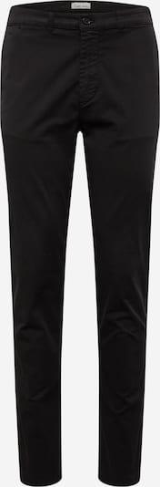 By Garment Makers Hose 'The Organic' in schwarz, Produktansicht