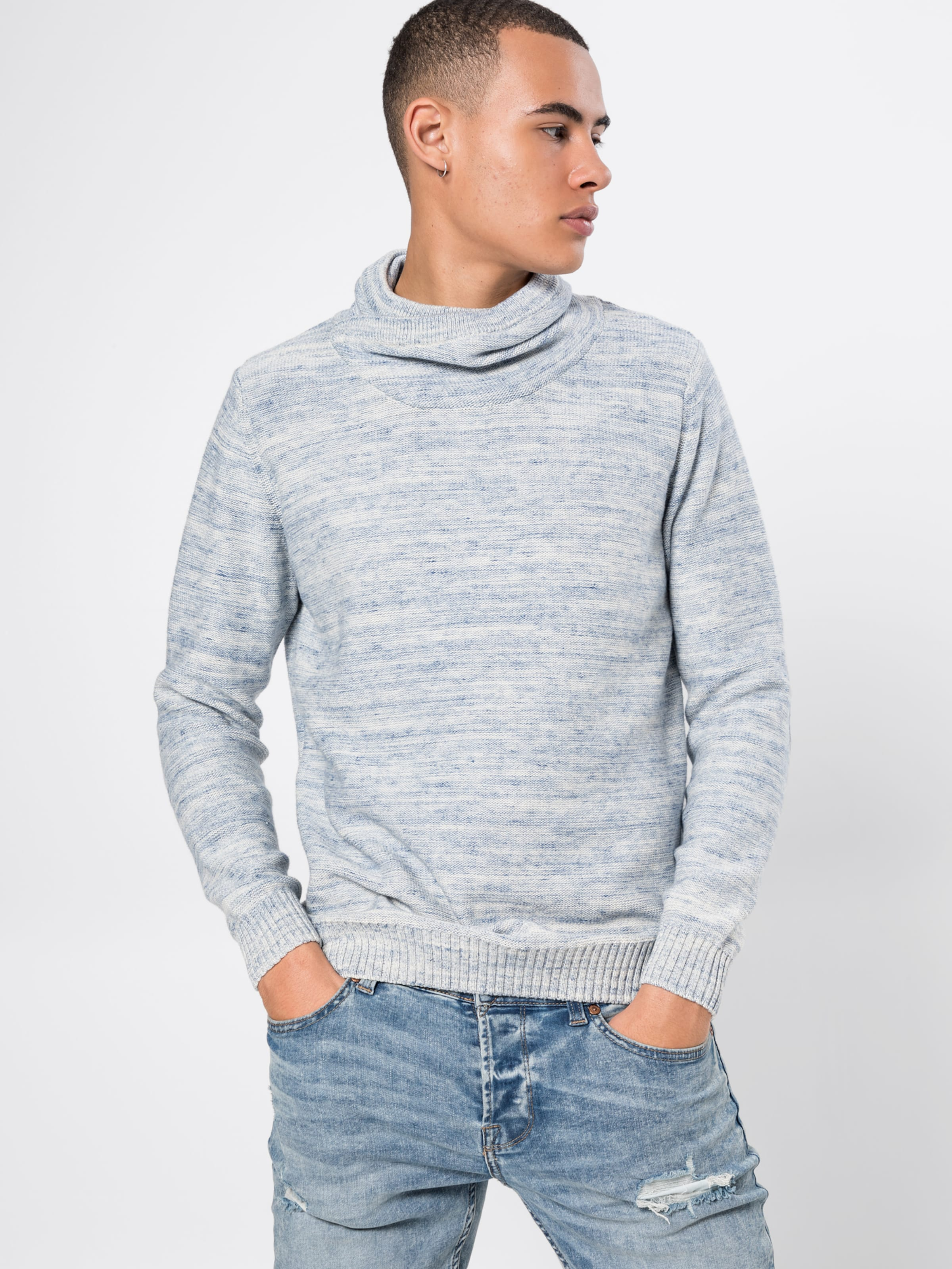 'oscare' DunkelblauNaturweiß Jeans In Pepe Pullover BECroeWdQx