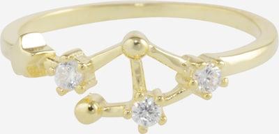 Fräulein Wunder Ring 'Libra' in gold / silber, Produktansicht