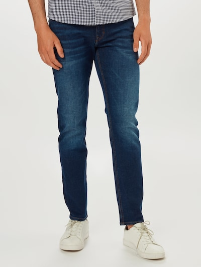 Marc O'Polo Jeans  'Sjöbo' in blue denim, Modelansicht