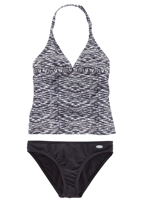 venice beach tankini in schwarz wei about you. Black Bedroom Furniture Sets. Home Design Ideas