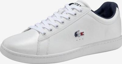 LACOSTE Sneakers laag 'CARNABY EVO TRI1 S' in de kleur Blauw / Wit, Productweergave