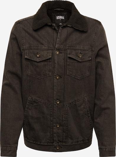 Demisezoninė striukė 'Sherpa Lined' iš Urban Classics , spalva - juoda, Prekių apžvalga