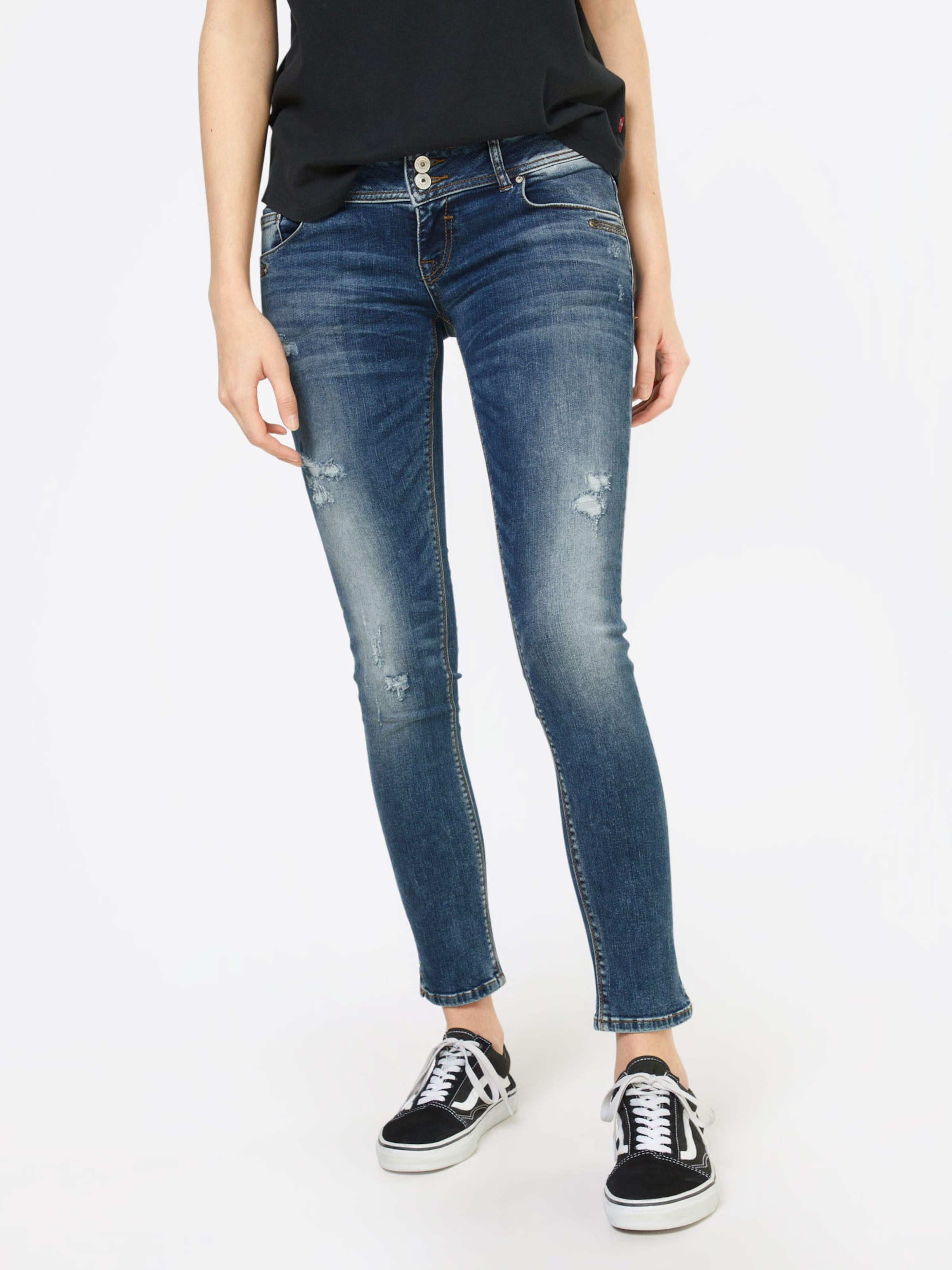 Jeans 'georget' In Denim Ltb Blue OX8wn0Pk