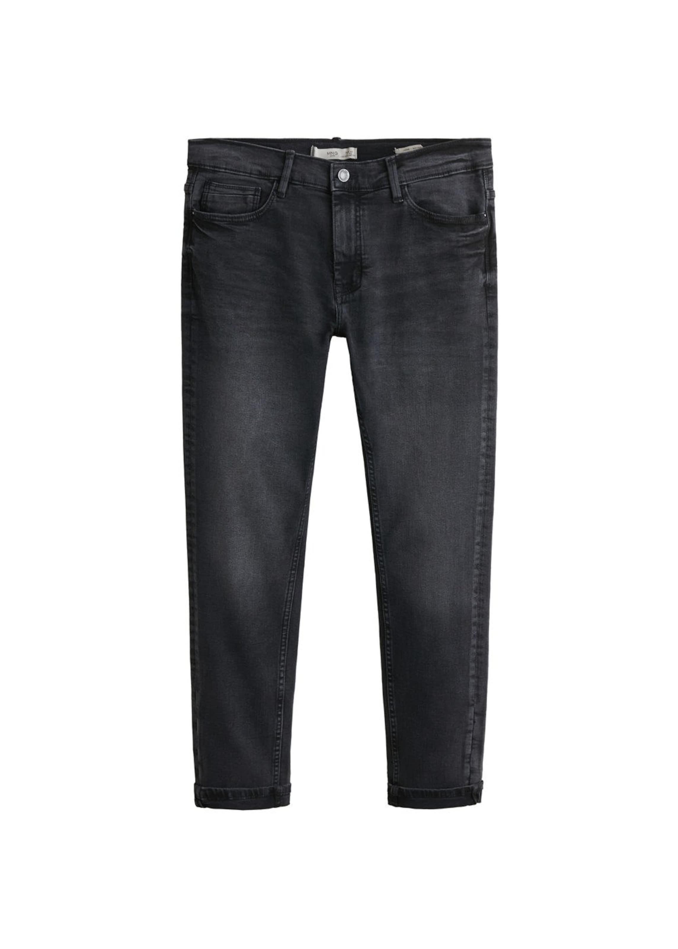 Mango Grey Denim Jeans 'jude5' Man In qUVpSMz