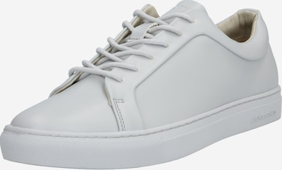 JACK & JONES Sneaker 'JFWSPUTNIK PU ' in hellblau / hellgrau, Produktansicht
