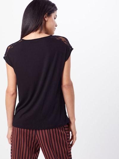 ABOUT YOU Shirt 'Iris' in schwarz: Rückansicht