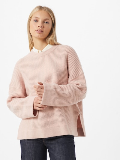 ABOUT YOU Jersey 'Suzi' en rosa, Vista del modelo