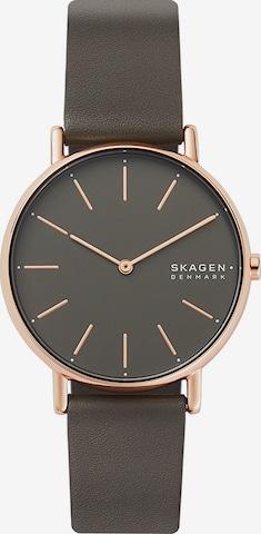 SKAGEN Uhr 'Signatur' in Grau