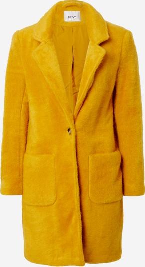 ONLY Manteau mi-saison 'Claire' en jaune, Vue avec produit