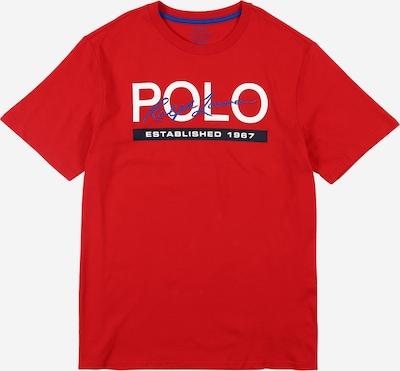 POLO RALPH LAUREN Tričko - modrá / červená / černá / bílá, Produkt