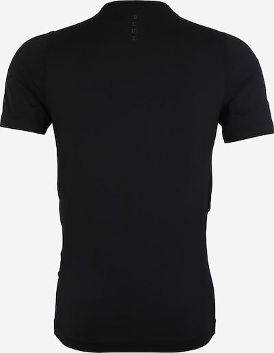 UNDER ARMOUR Sportshirt 'UA Rush Compression SS' in schwarz: Rückansicht