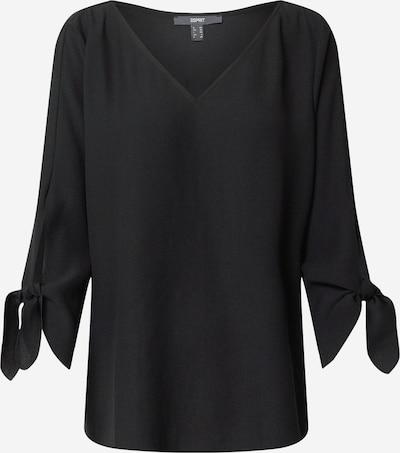 Esprit Collection Bluzka w kolorze czarnym: Widok z przodu