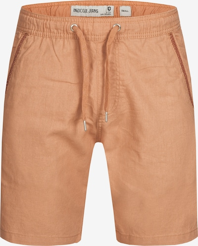 INDICODE JEANS Shorts ' Bridstow ' in apricot, Produktansicht