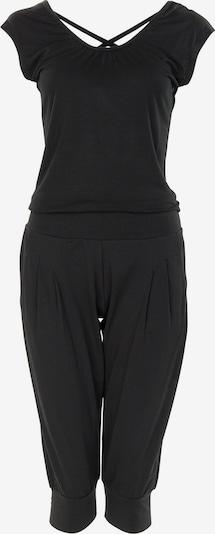 Jaya Jumpsuit 'Chandra' in schwarz, Produktansicht