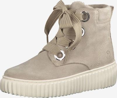 TAMARIS Stiefel in beige, Produktansicht