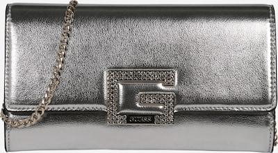 GUESS Schoudertas 'Dazzle' in de kleur Zilver, Productweergave