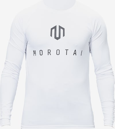 MOROTAI Shirt in schwarz / weiß, Produktansicht