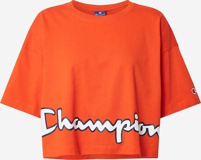 Champion Authentic Athletic Apparel Shirt in orangerot, Produktansicht