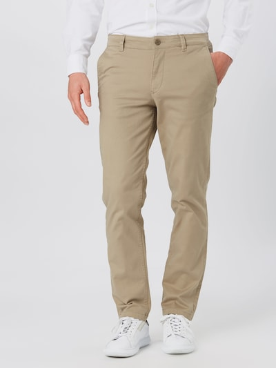 SELECTED HOMME Chinohose in hellbeige, Modelansicht