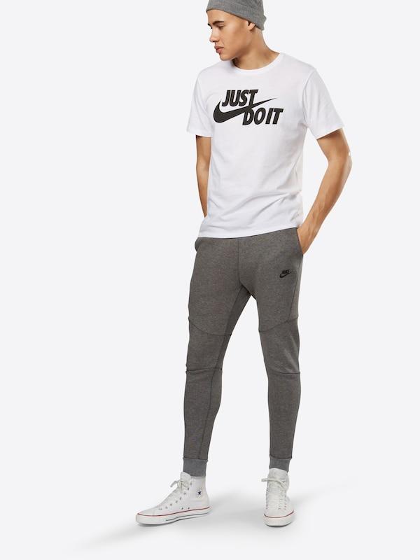 Nike Sportswear Jogging Pants With Tunnel M Nsw Tch Flc Jggr