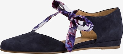 TAMARIS Ballerina in dunkelblau, Produktansicht