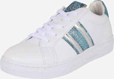 bugatti Sneaker 'Elea' in hellblau / weiß, Produktansicht