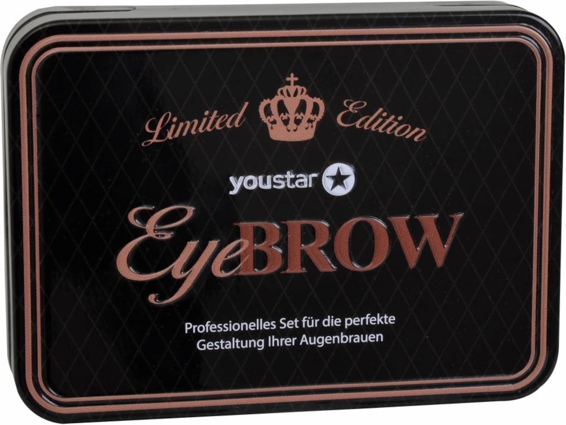 youstar 'Eyebrow Kit', Augenbrauen Make up-Set