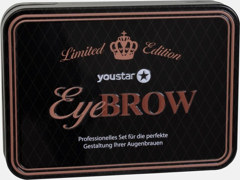 youstar 'Eyebrow Kit', Augenbrauen Make up-Set