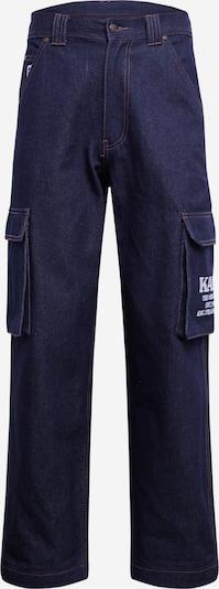 Karl Kani Jean en bleu denim, Vue avec produit