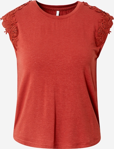 ONLY Top 'Alexa' in Rusty red, Item view