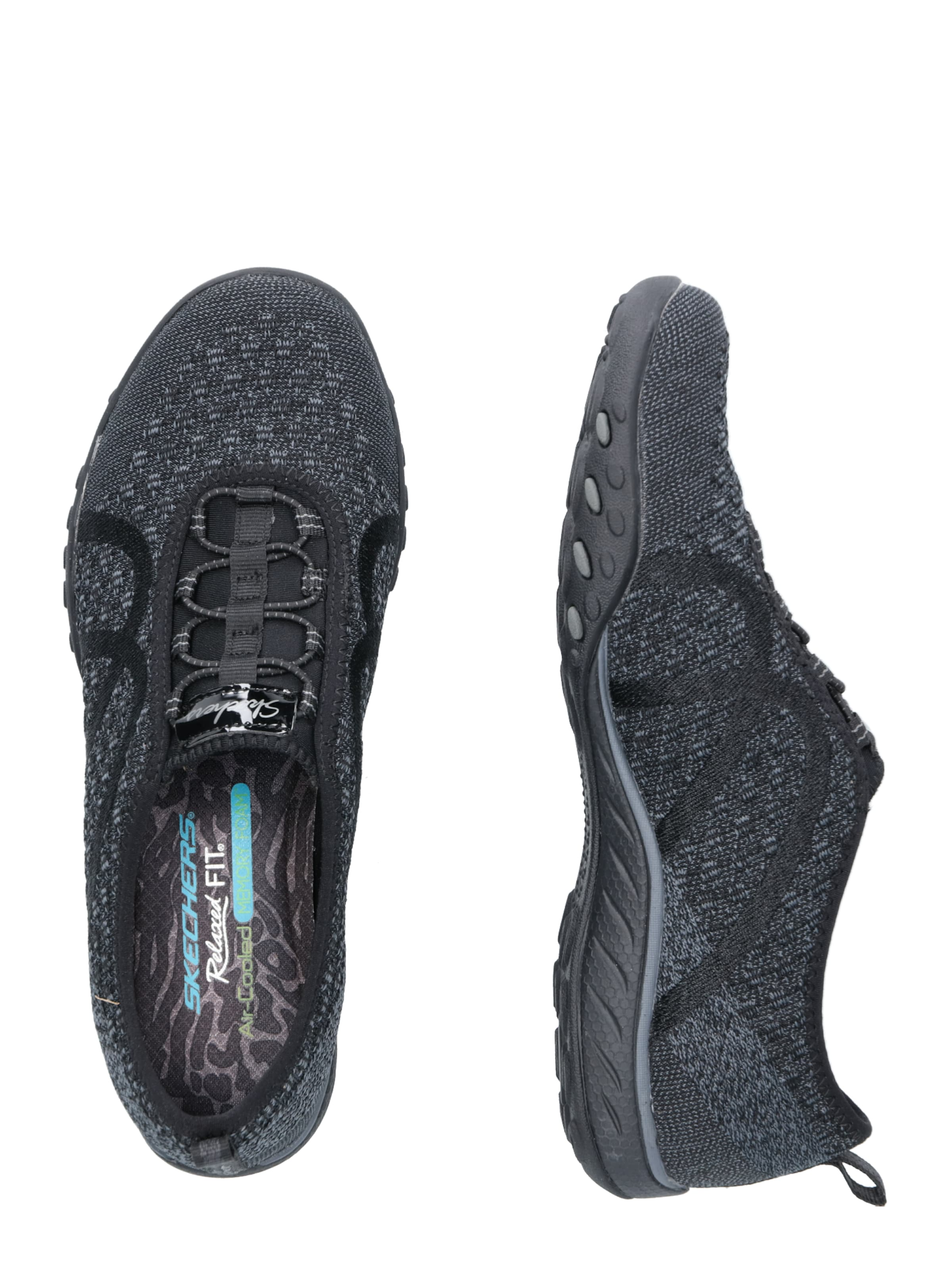 Skechers fortune' easy Sneaker DunkelblauSchwarz In 'breathe ChQtsrd