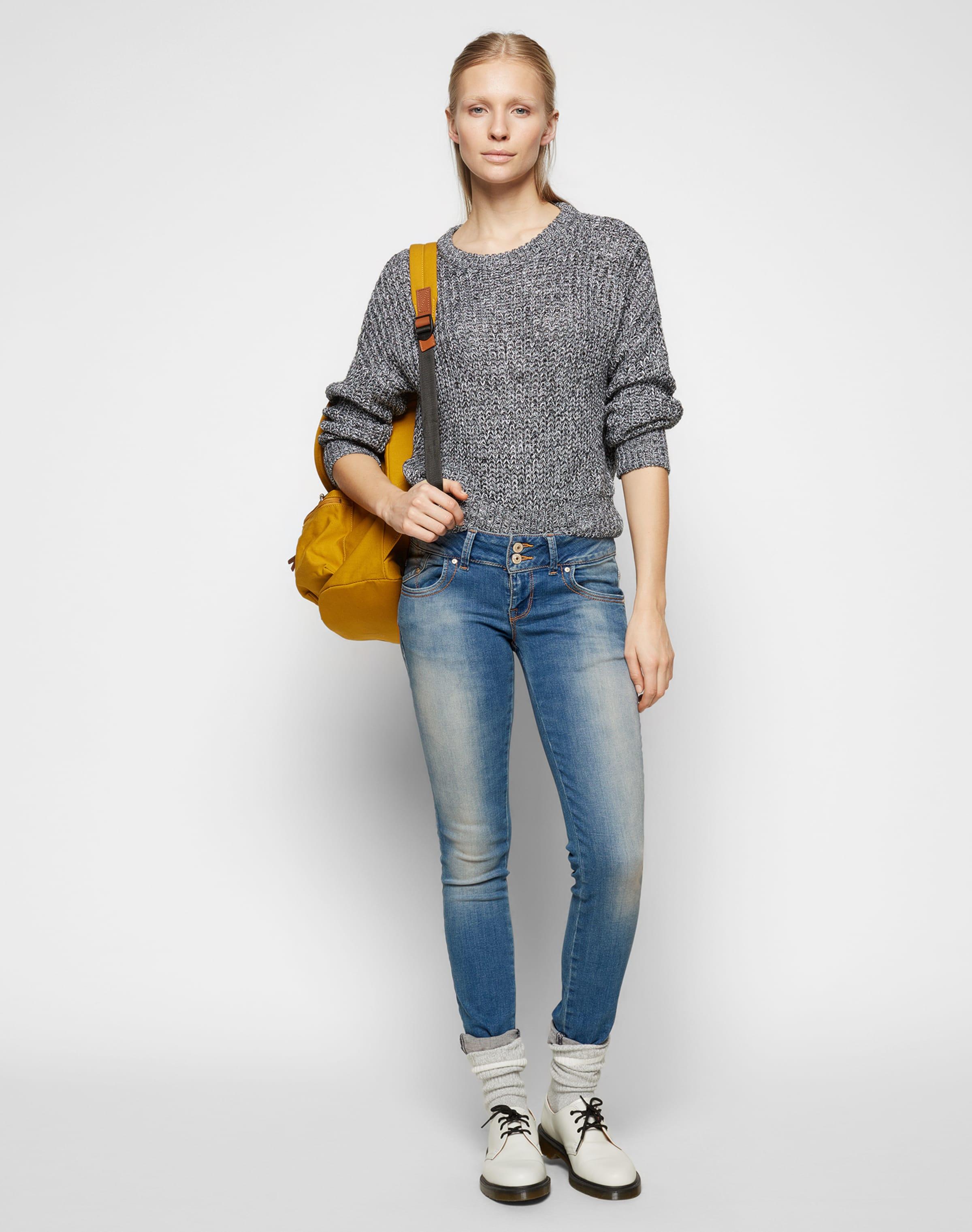 LTB Stretchige Skinny Jeans 'Molly' Geniue Händler Günstig Kaufen Best Pick Billig Kaufen 22PrdJj