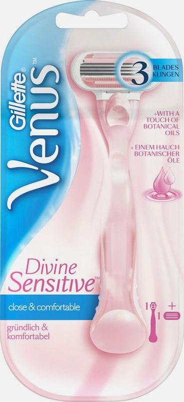 Gillette Venus 'Divine Sensitive', Rasierer + 1 Klinge, 2-tlg.