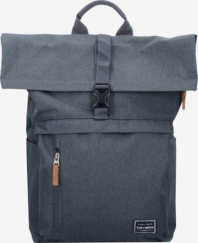 TRAVELITE Rucksack 'Basics Rollup' 47cm in grau, Produktansicht