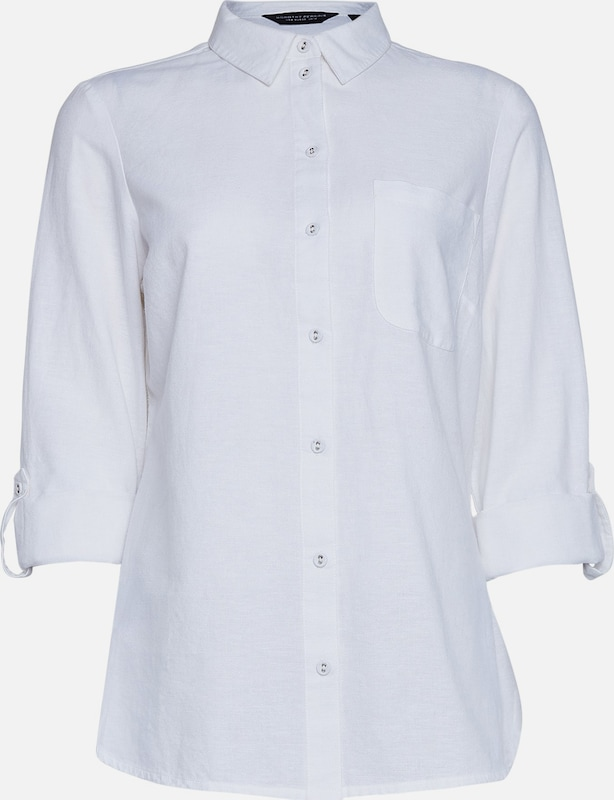 Dorothy Perkins Bluse in creme, Produktansicht