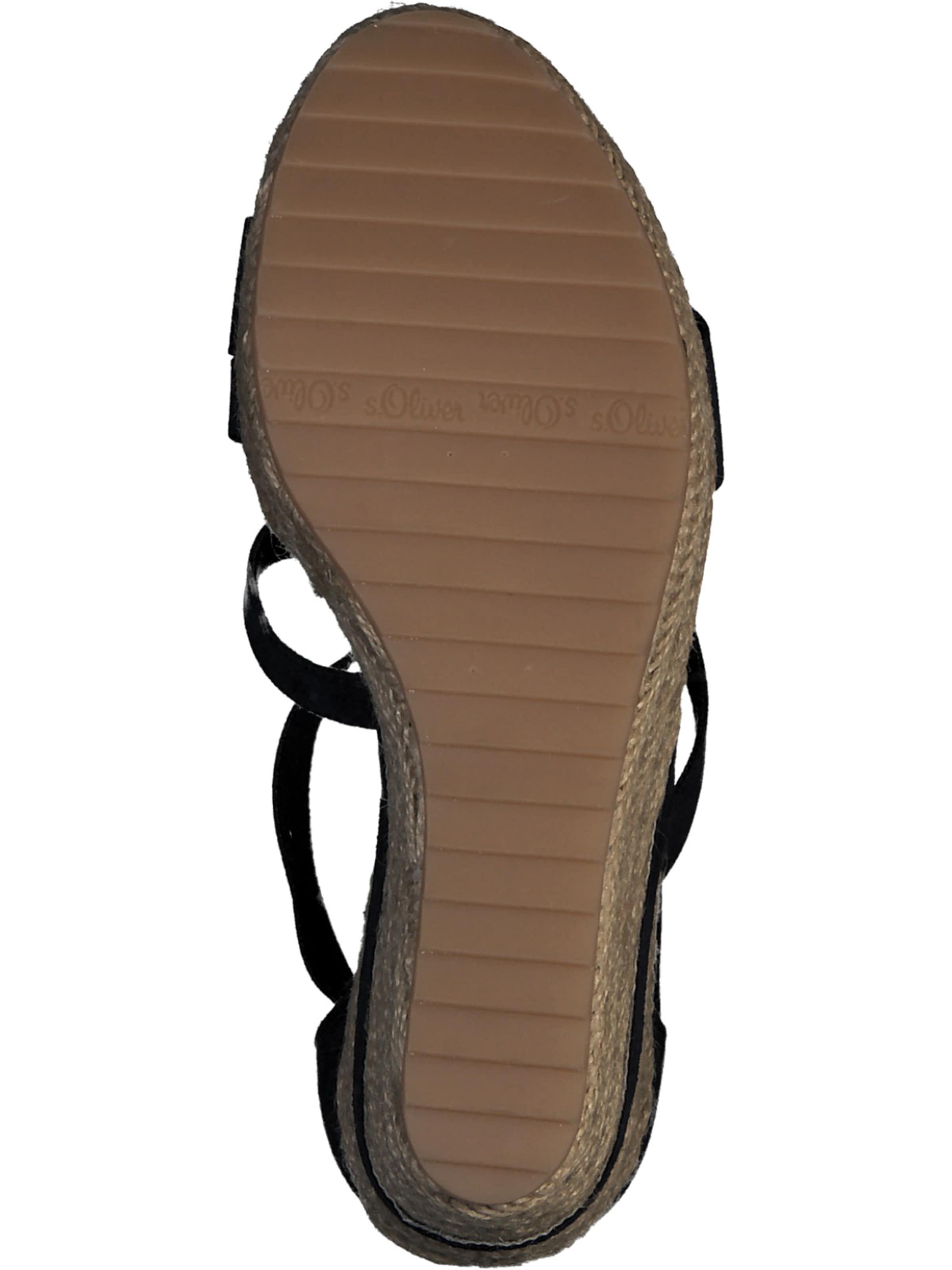 Red S Sandale In Nachtblau Label oliver rdoWCQBex