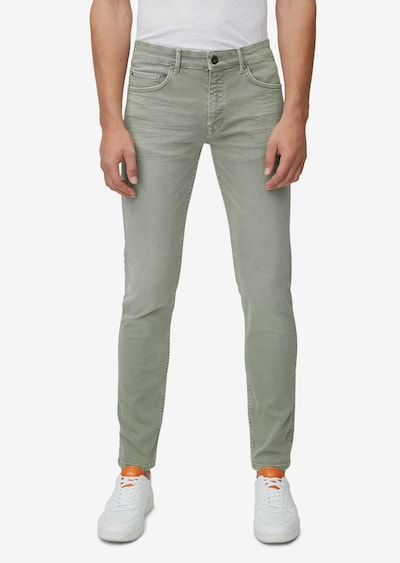 Marc O'Polo Jeans in grey denim, Modelansicht