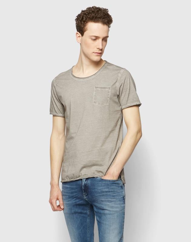 CINQUE T-Shirt mit Brusttasche 'Cirico'
