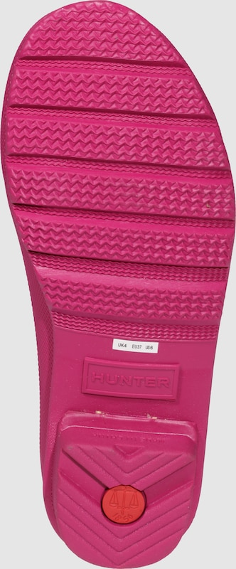HUNTER Gummistiefel 'Womens Original Chelsea'
