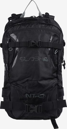 NITRO Sportrugzak 'Slash' in de kleur Zwart, Productweergave