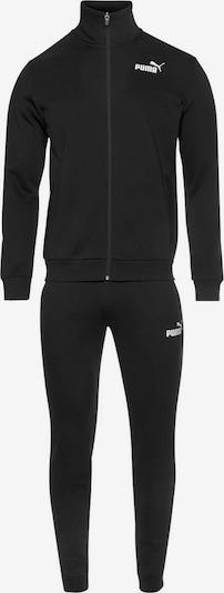 PUMA Sportanzug 'Clean Sweat Suit' in schwarz, Produktansicht