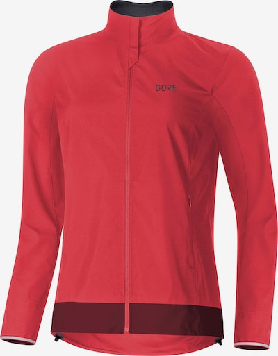GORE WEAR Funktionsjacke 'C3 Damen GORE® WINDSTOPPER' in pink, Produktansicht