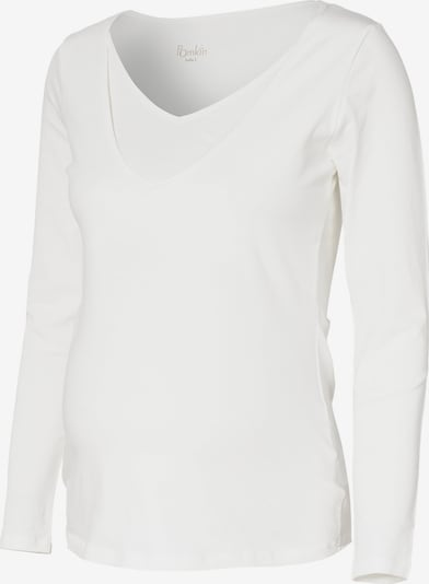 POMKIN Shirt 'Nacht Aurelie' in weiß, Produktansicht