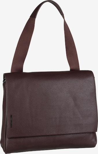 MANDARINA DUCK Handtasche ' Mellow Leather Crossover FZT97 ' in braun: Frontalansicht