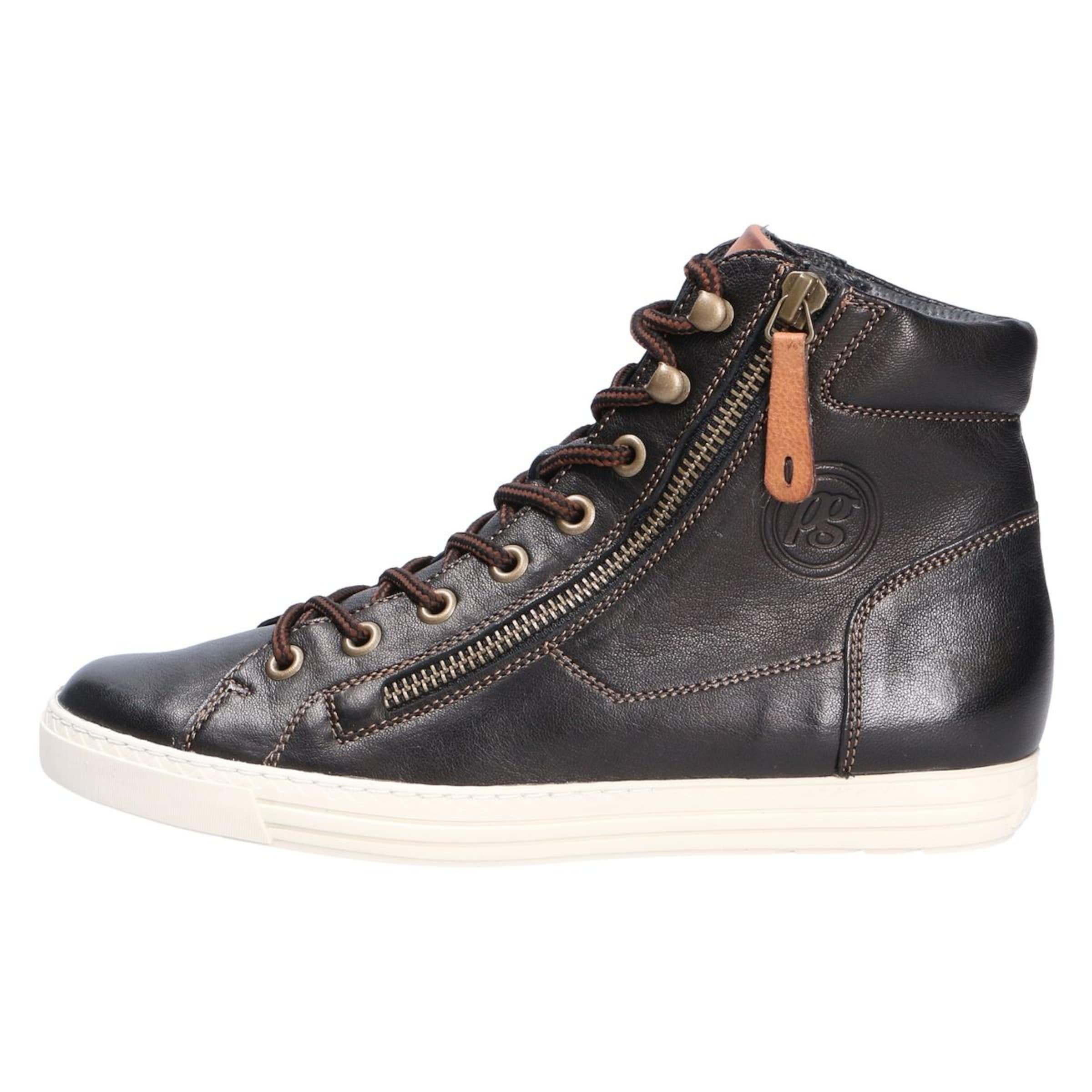 Offwhite Paul Green Sneakers In BraunSchwarz ZiuTPOkX