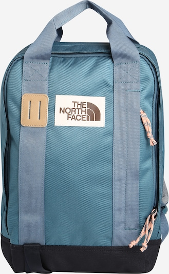 THE NORTH FACE Sportrucksack 'TOTE PACK' in himmelblau: Frontalansicht