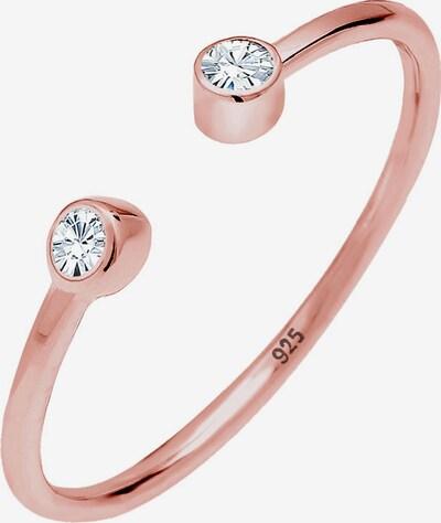 ELLI Ring in rosegold, Produktansicht