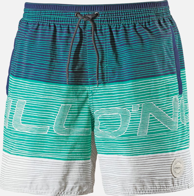 O'NEILL 'Stacked' Badeshorts in mint / jade, Produktansicht