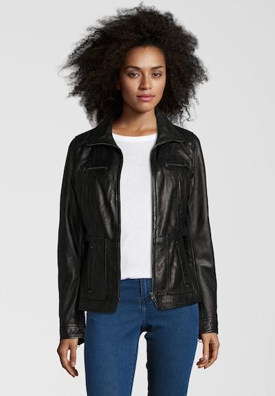 7ELEVEN Jacke 'Sissy' in schwarz, Produktansicht